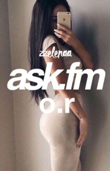 ask.fm | o.r