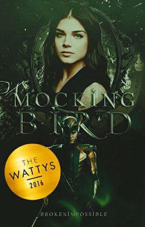 Mockingbird by brokenimpossible