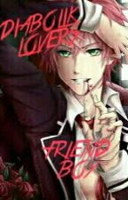 Diabolik Lovers Friend boy (diabolik lovers y tu) by uhsdhjhsdh89