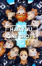 Haikyuu One Shots// Character X Reader.  by TheCampingBoner