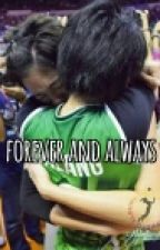 Forever And Always (Mika Reyes And Ara Galang One Shot) by michellecobbb