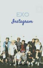 Exo Instagram by farizzaulia