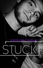 "STUCK. = l.r.h [Previously titled ""Clarke"".] by ohmalum"