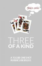 Three of a Kind (Türkçe Çeviri) by badboysofgoodgirl