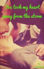 ~You took my heart away from the storm~SASCHEFANO  by _Fandom_4ever