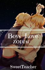「Boys Love Zodiac」 «Yaoi» © by SweetAnimeTeacher