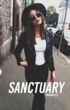 sanctuary ♔ sequel to enchanted by badstubers
