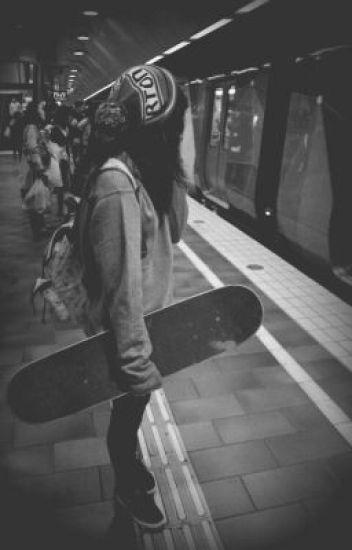 La skater {Justin Bieber y tú} <3