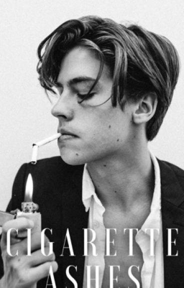 Cigarette Ashes // Cole Sprouse a.u.