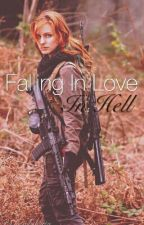 Falling In Love In Hell~ Jordan Maron/ Captain Sparklez Fanfic by lexidashorty