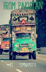 From Pakistan  by yumnamoiz14