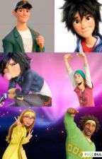 Big Hero 6 Preferences by Silent-Dove