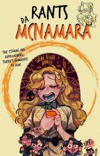 MacNamara • rants da MacNamara  by -magicath-