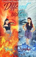 Diffrent Sisters H. S by Sandra_Styles31