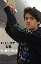 El Chico del Vuelo 505 ➳Bryan Mouque by PimentelxCanela