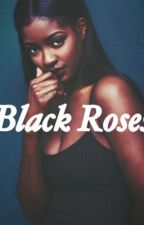 Black Roses by LilRed86