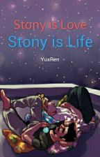 Stony Is Love Stony Is Life. by YuxRen