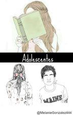 Adolescentes  by MelanieGonzalez444