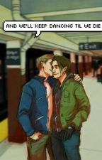 Shut up and dance with me. [Stucky] by Shiruslayer
