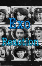 Exo reaction  by chazdeyeollie