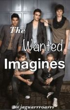 The Wanted Imagines by jaguarrroarrr