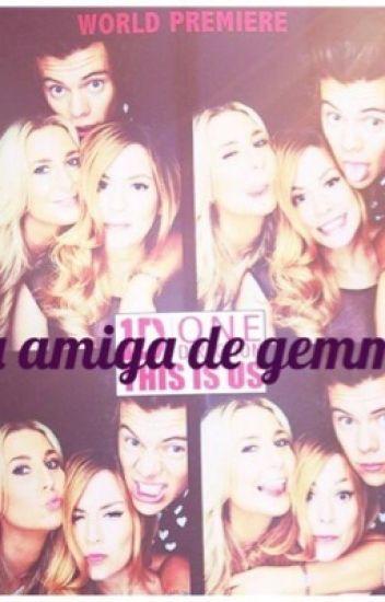 La amiga de Gemma (Harry y tu)
