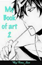 My Book Of Art 2 by Emu_Corner
