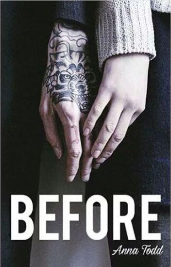 Before: Antes De Ella. Anna Todd