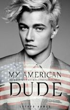 My American dude by LuthfaAhmed