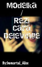 Modelka / ReZi Cara Devlinge  ZAWIESZONE by Min_Alice