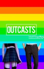 Outcasts  by babykittengee