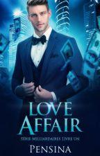 Love affair by Sinadana
