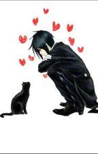 The cat and the crow (sebastian x Demon!Oc) by the_anime_dork