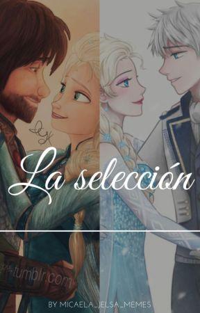 """Los juegos de """"La selección"""" (Jelsa vs Hiccelsa) by Micaela_Jelsa_memes"""