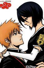 *-* Ichigo Y Rukia *-* by NahuelCarp3