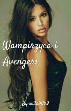 Wampirzyca i Avengers by anita9099