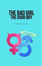 the bad girl & the good boy [sample] | ✓ by KarlaMonster