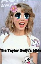the taylor swift's bible by libridicioccolato