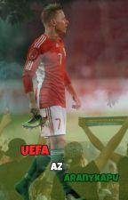 UEFA: Az aranykapu | Dzsudzsák Balázs by Adina232