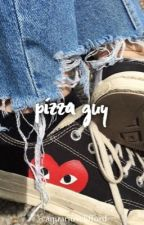 pizza guy • cake by Aquariusclifford