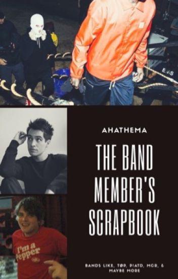 THE BAND MEMBERS' SCRAPBOOK