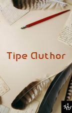 Tipe Author @ Wattpad by octowidy