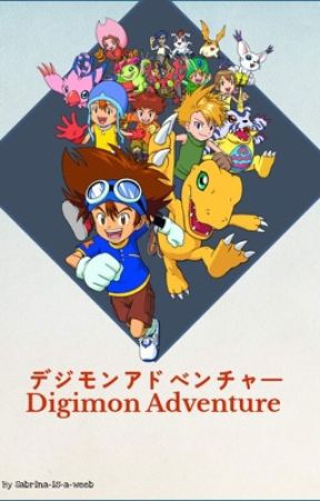 Digimon Adventure by random_lover_anime
