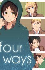 Levi x reader x Eren x Armin by animelovers52603