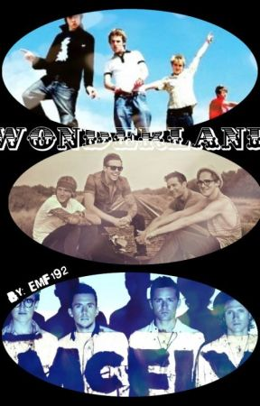 Wonderland (A McFly Fanfiction)  by emf192