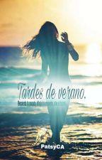Tardes De Verano (Nico Di Angelo Y Tú) by xEnfermaPorYaoix