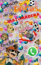 Cosas tipicas de una Inazumadera by Magic_Queen_13