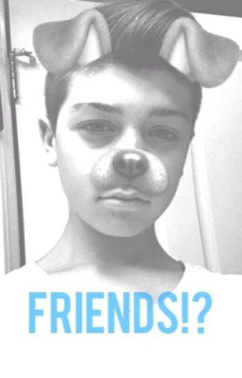 Friends!? ( a Joey birlem fanfic)
