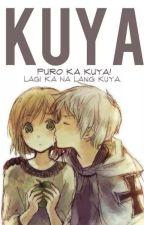 Kuya by JustPlainlyMe