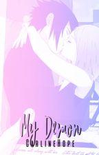 """My Demon"" © by Carline_Hope"